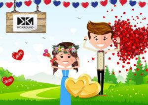 DigiGround-Valentines-Challenge-DigiGround-Work