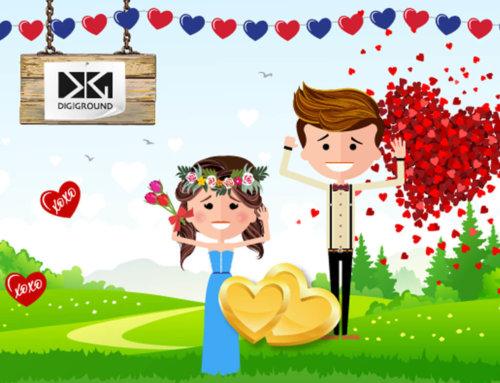 DigiGround Valentines Challenge