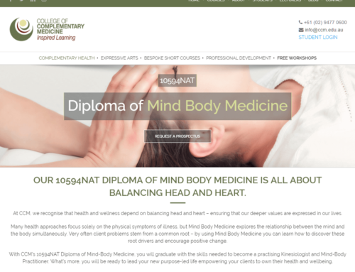 Complementary College of Medicine