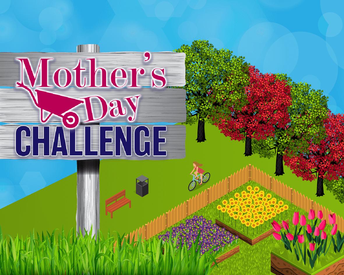 DigiGround's mothers day challenge