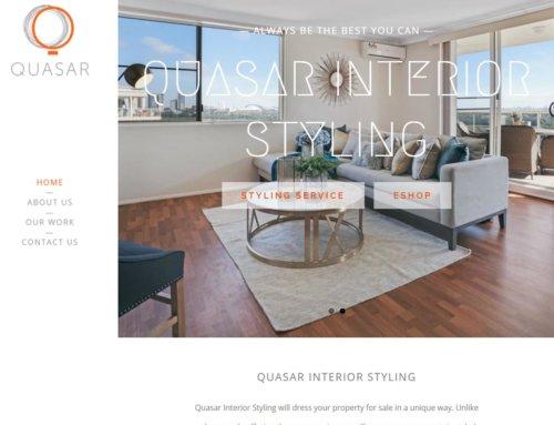 Quasar Interior Styling