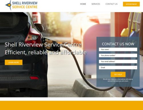 Shell Riverview Service Centre