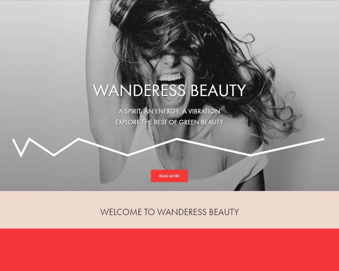 Wanderess Beauty DigiGround Work